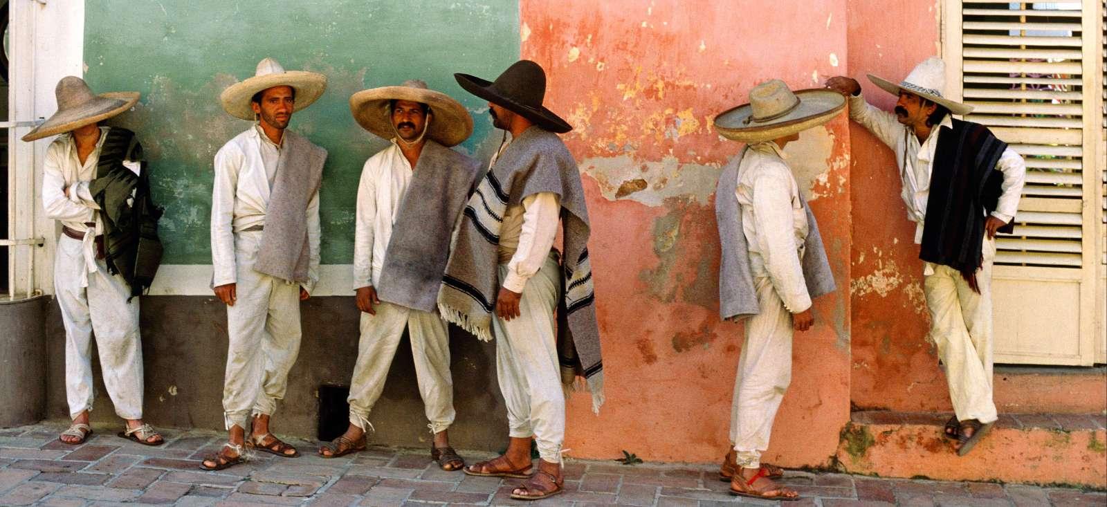 Voyage à pied : Aux sombreros de la mer... des Caraïbes !