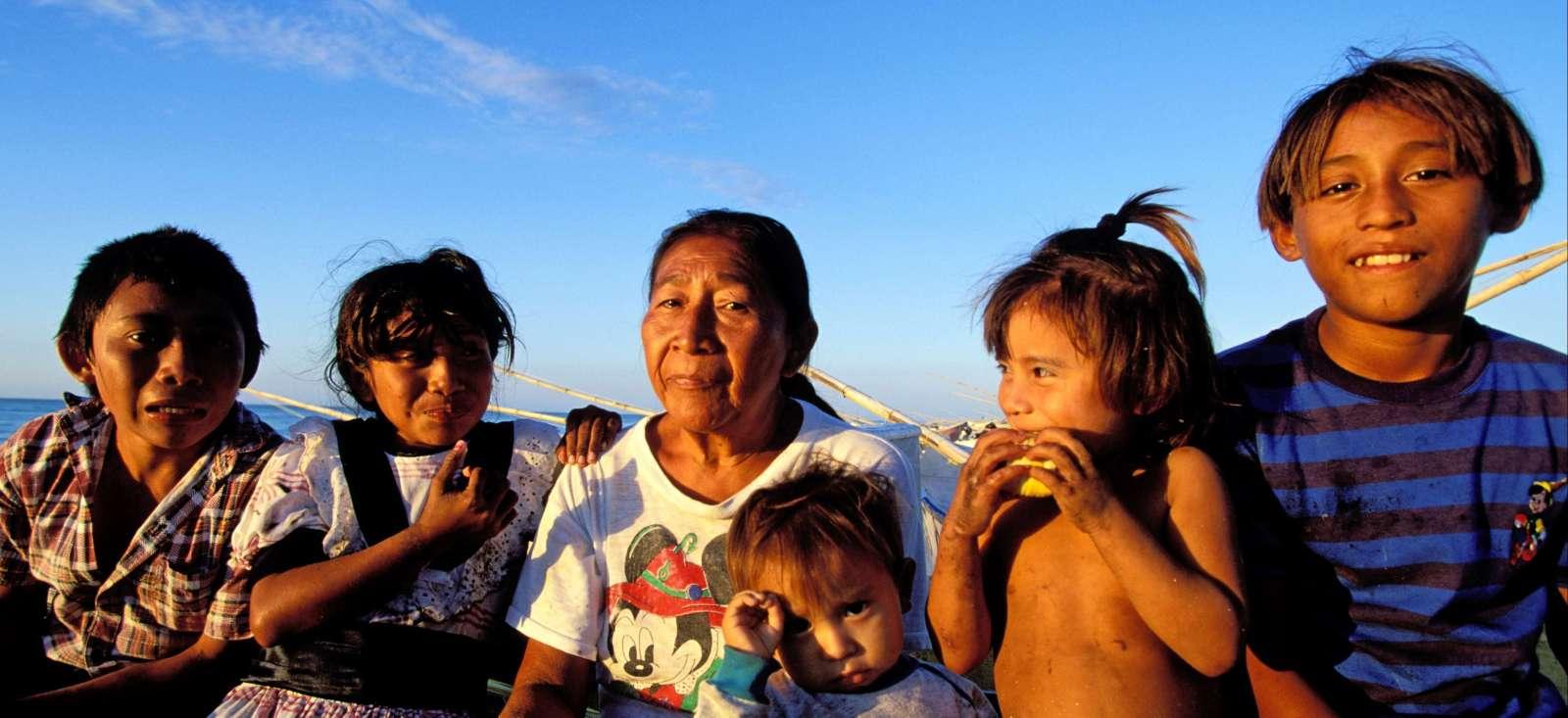Voyage à pied : Escapade Maya familia