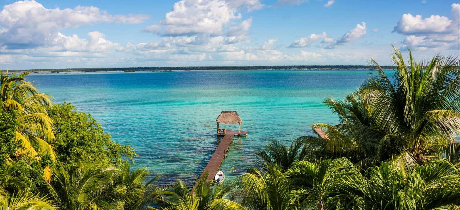 Voyage à pied : Trésors Mayas du Yucatan & Caraïbes