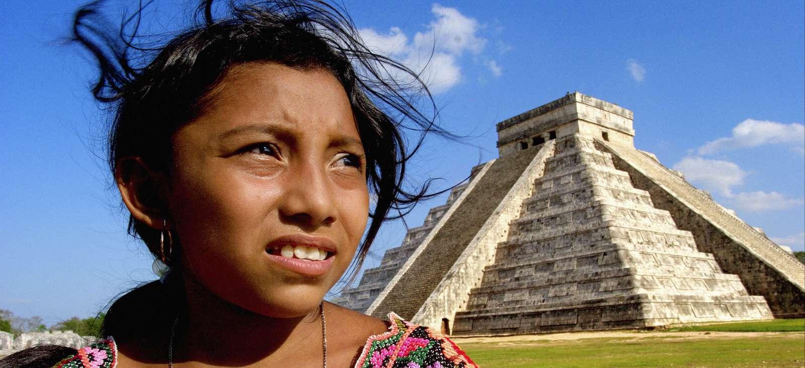 Voyage à pied : Au pays de Maya la belle
