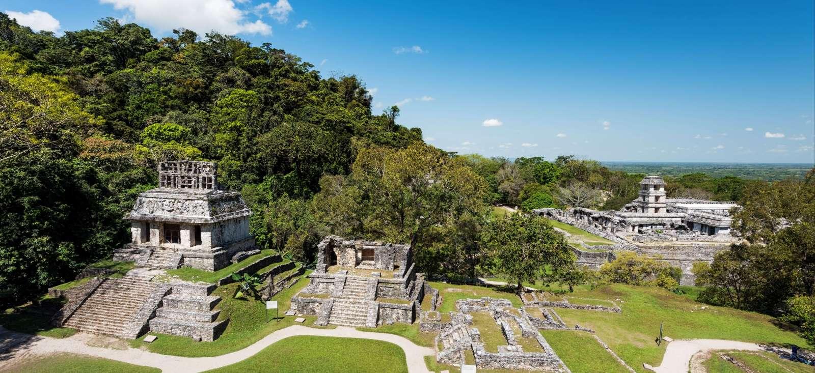 Voyage à pied : Best of Mexique