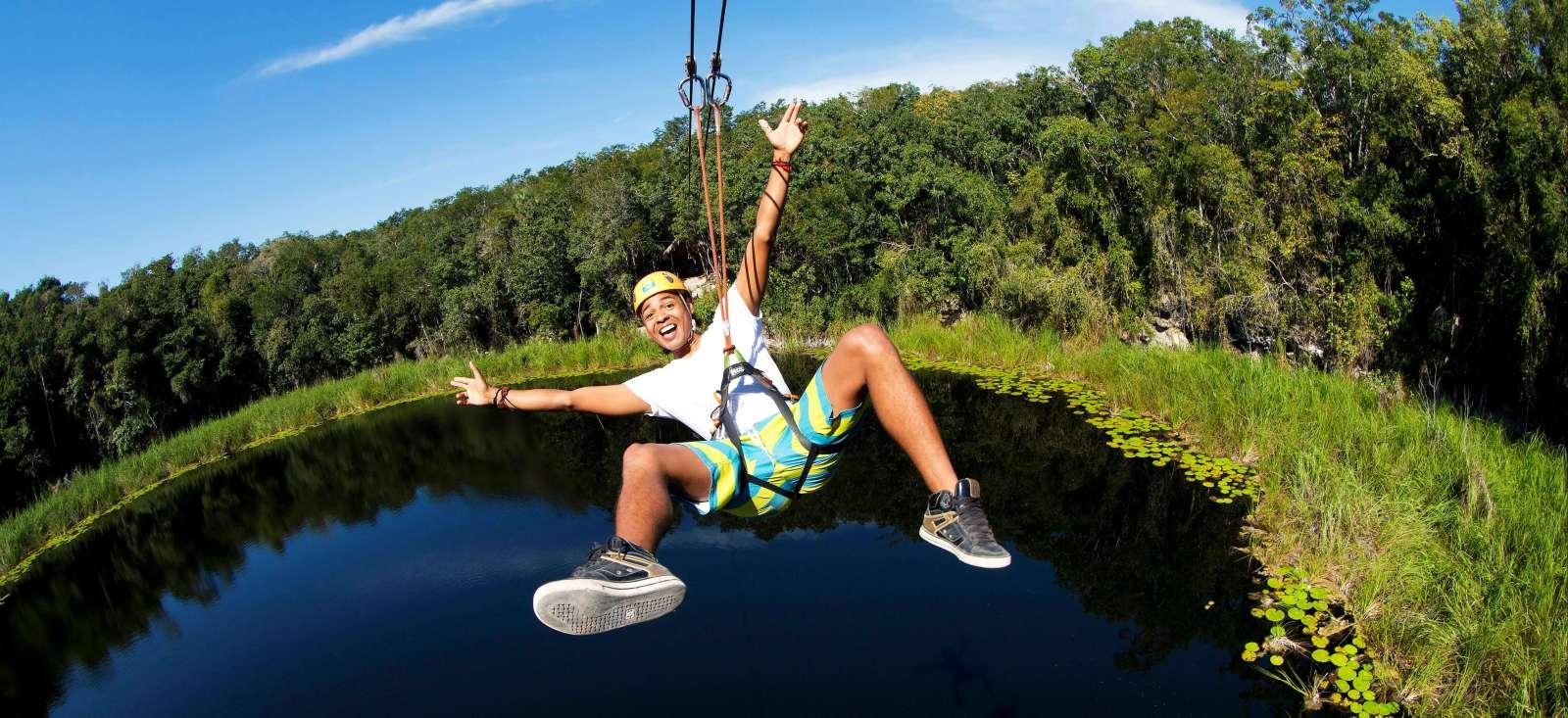 Voyage à pied :  L\'essentiel du Yucatan