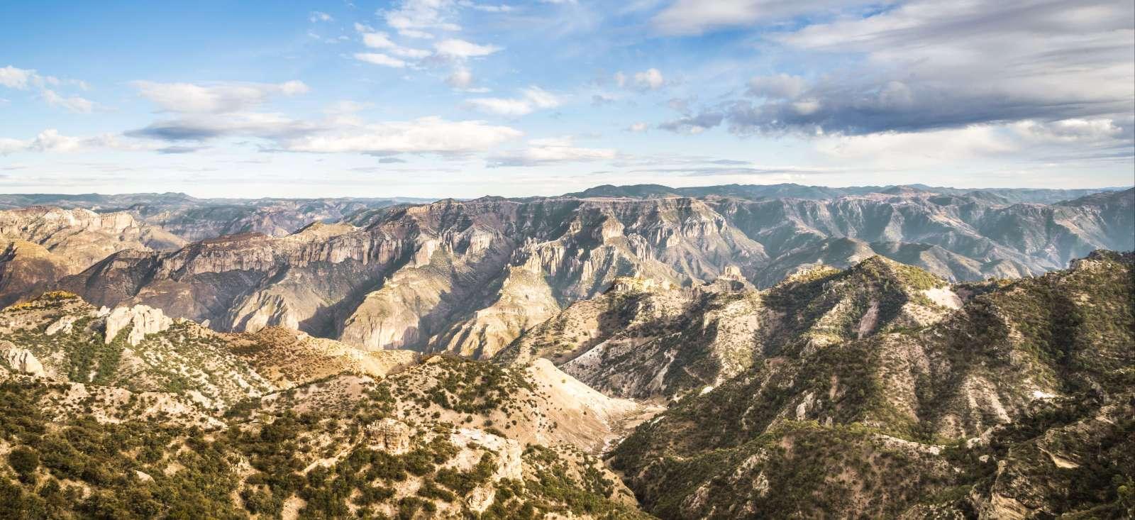 Voyage à thème : Canyon de cuivre, expé en terre Tarahumara