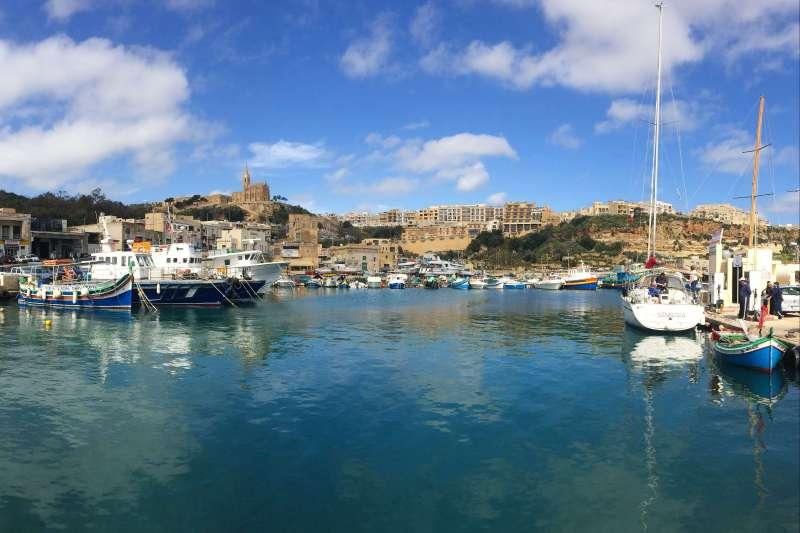 Voyage avec des animaux : Les îles maltaises pas à pas