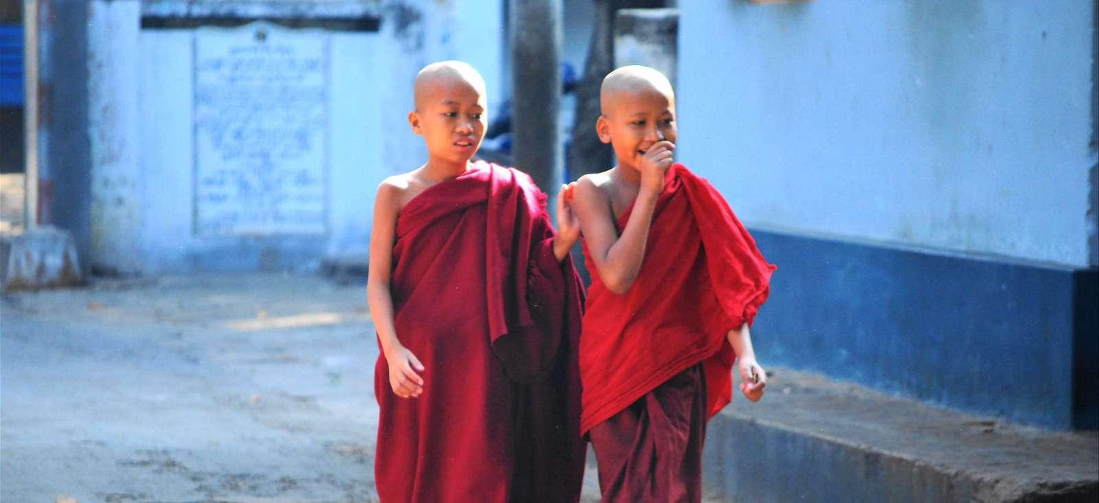 Voyage à pied : Myanmar façon routard !