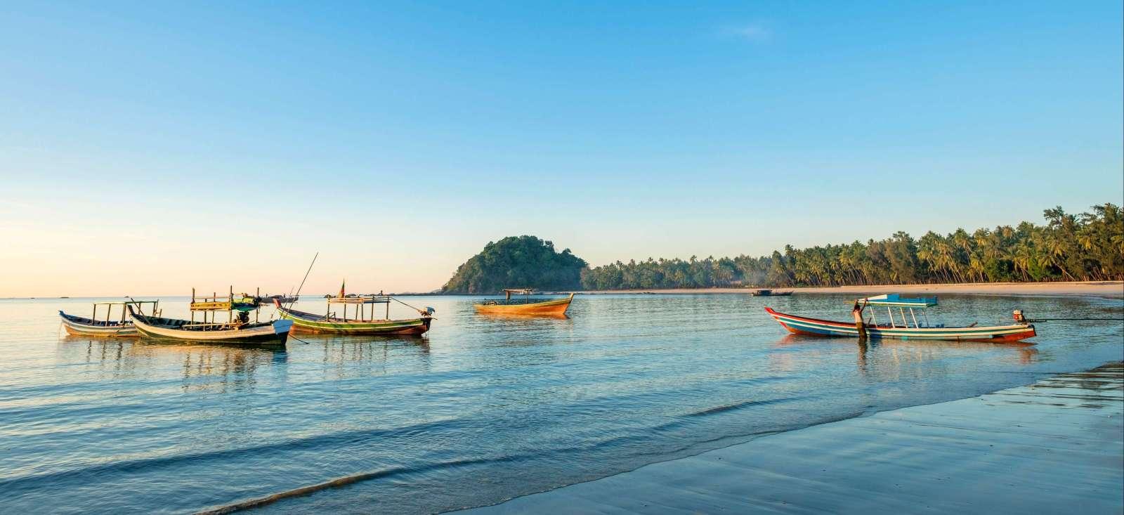 Voyage à pied : Le grand tour de la Birmanie
