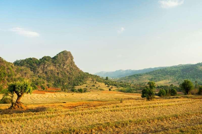 Voyage à pied : Randonnées Birmanes