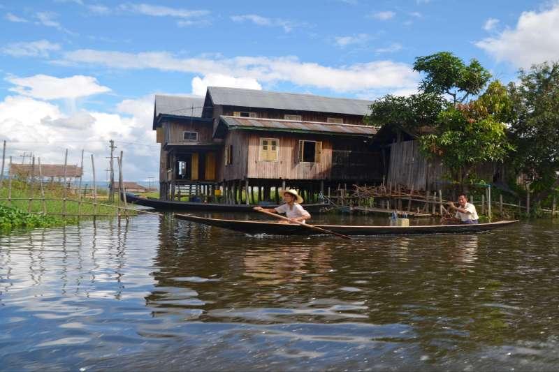 Voyage à pied : Myanmazing trip