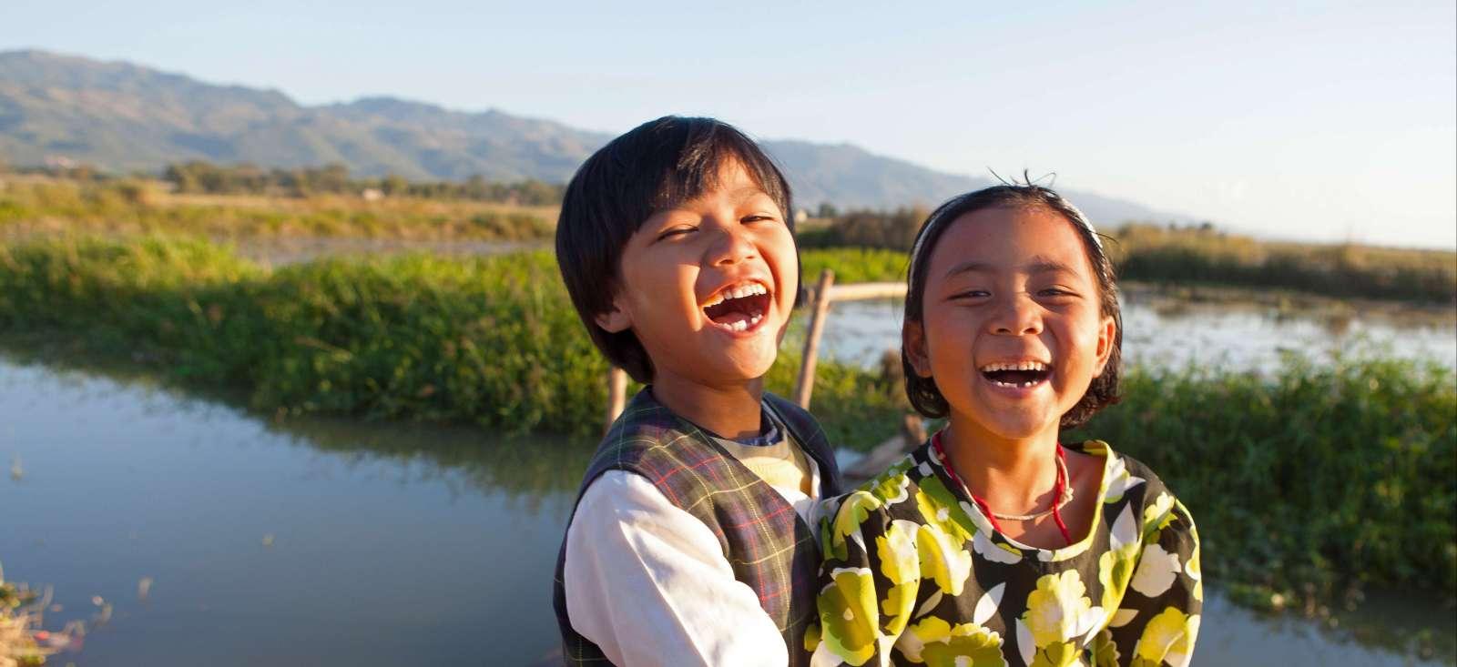 Voyage à pied : La Birmanie en famille !