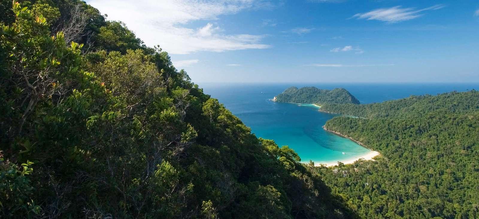 Voyage à pied : Cabotage dans les îles Mergui