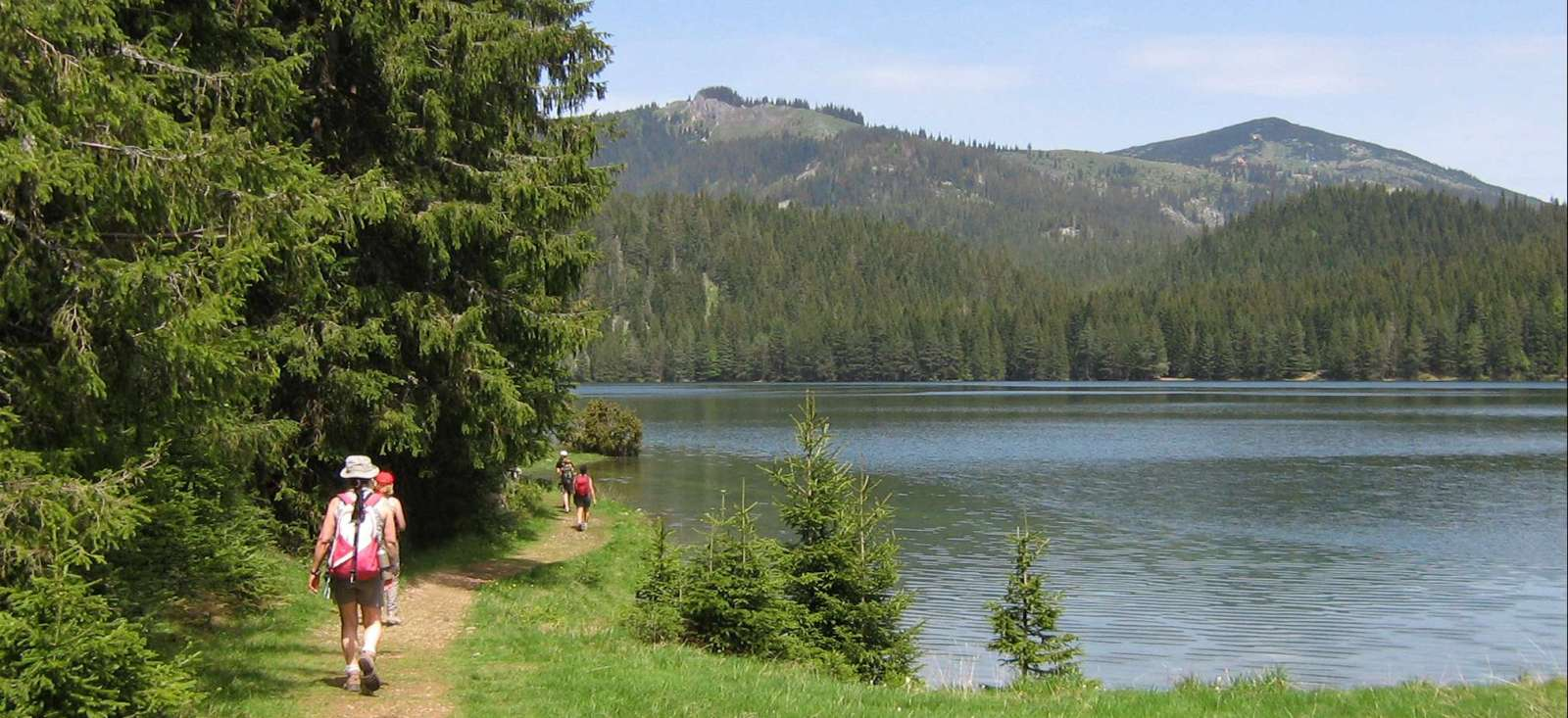 Voyage à pied : Au pays des merveilles Monténégrines !