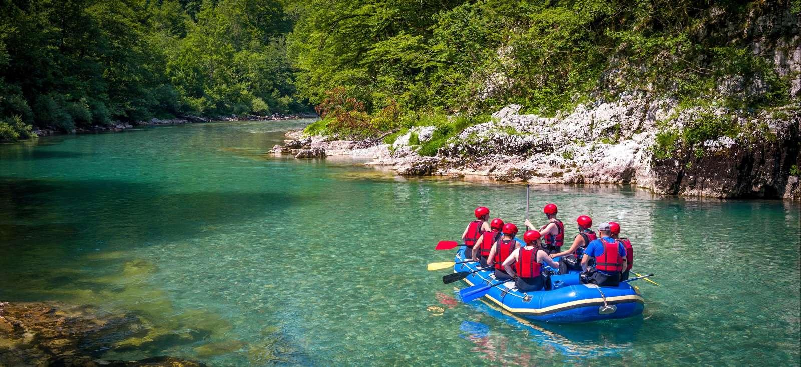 Voyage à thème : Multiactivités au coeur du Montenegro