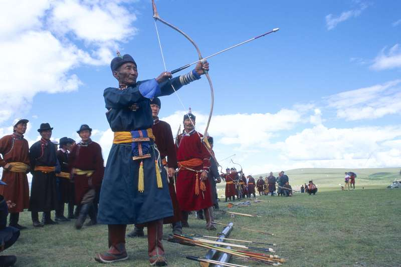 voyage MONGOLIE
