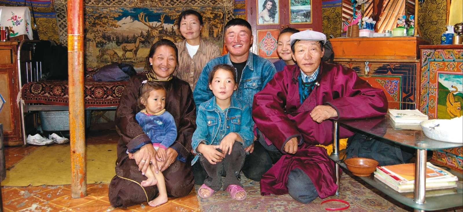 Voyage à pied : Aventure confort vers le désert de Gobi