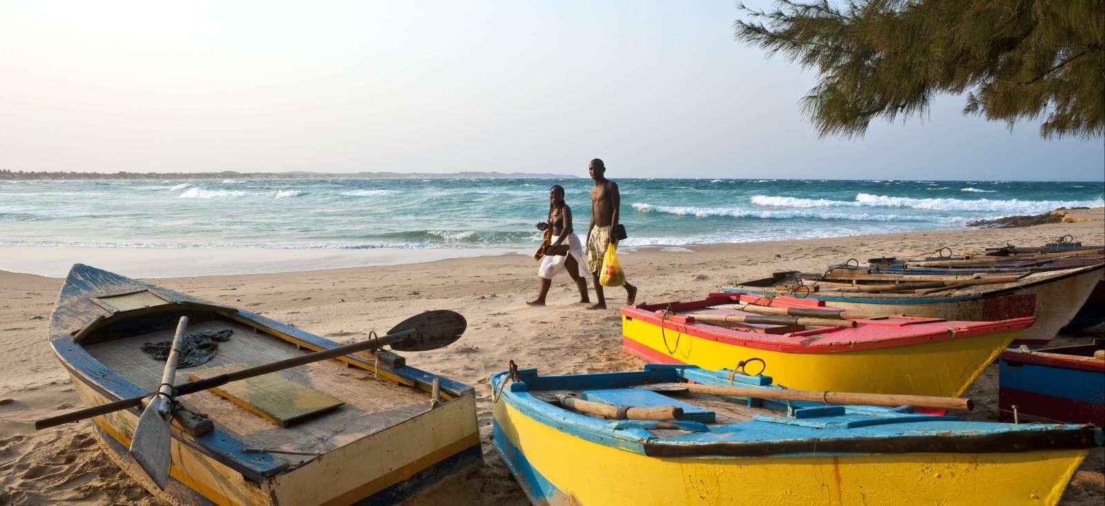 Voyage à pied : Des Dunes de Dovela à l\'archipel de Bazaruto
