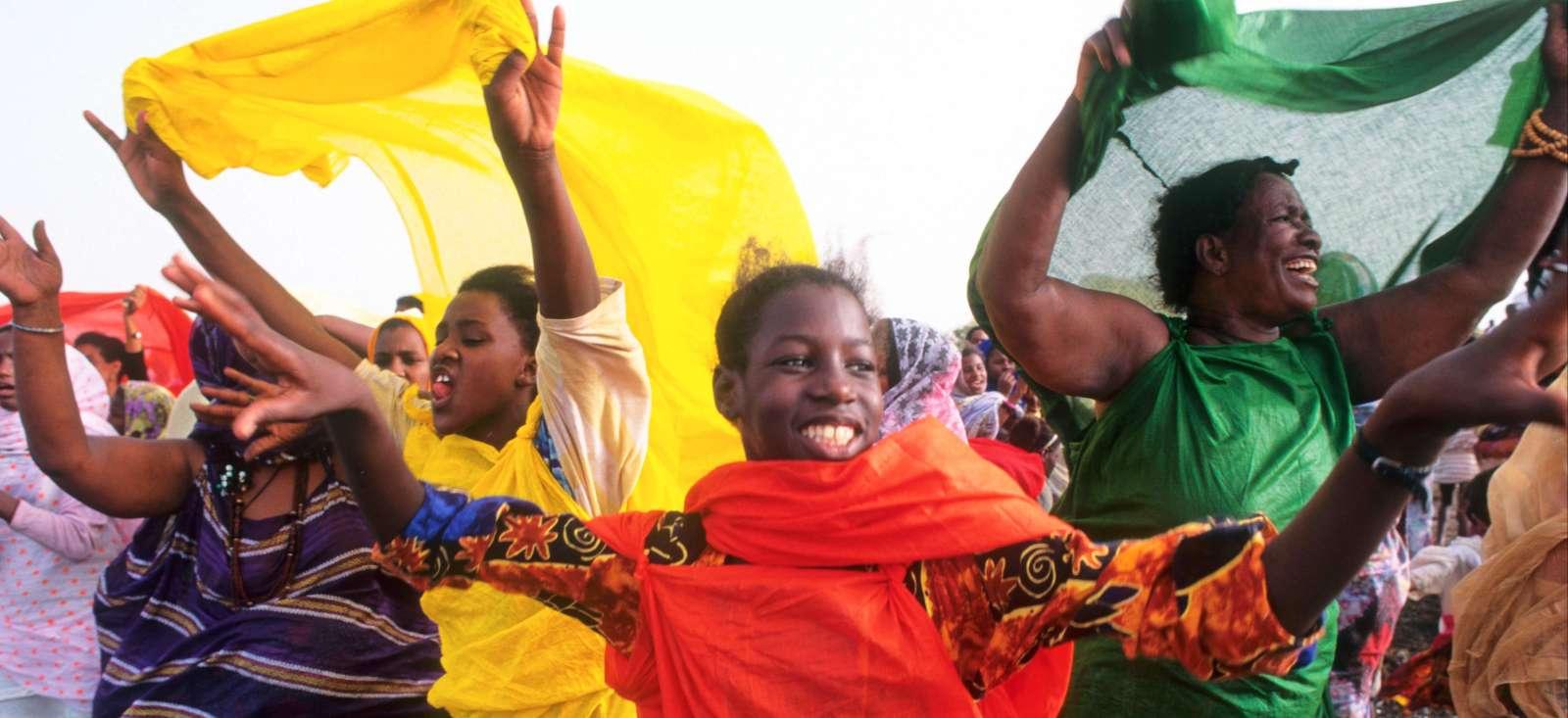 Voyage en véhicule : Mauritanie : Du Sahara au Banc d\'Arguin!