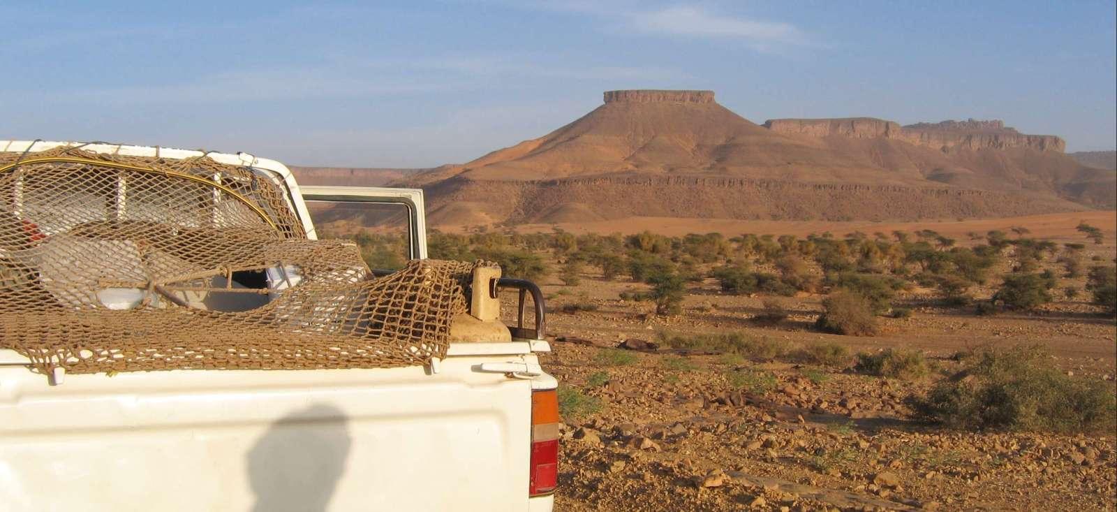 Voyage en véhicule : Mauritanie : Sur les pistes maures