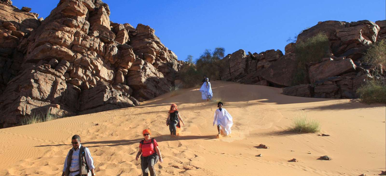 Voyage en véhicule : Mauritanie : De l\'Adrar à l\'Atlantique