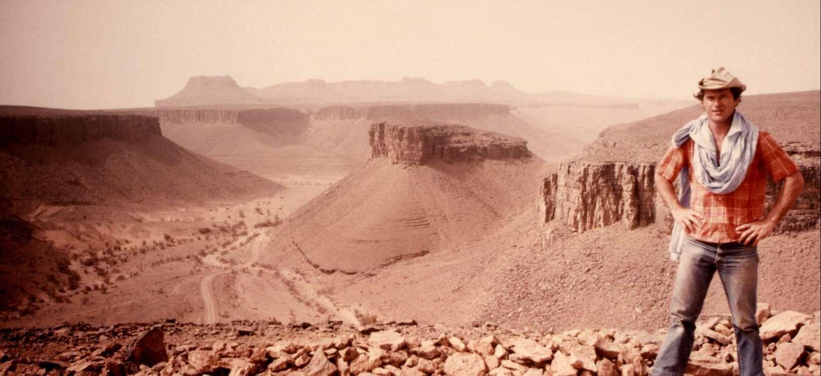 Voyage à pied : Mauritanie : Adrar minéral, Adrar vivant !