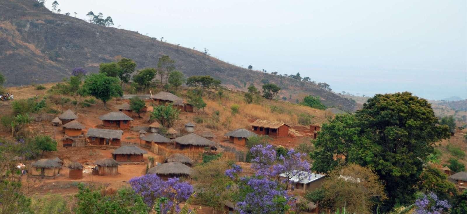 Voyage à pied Malawi : La Zambie Malawi en version tout confort...