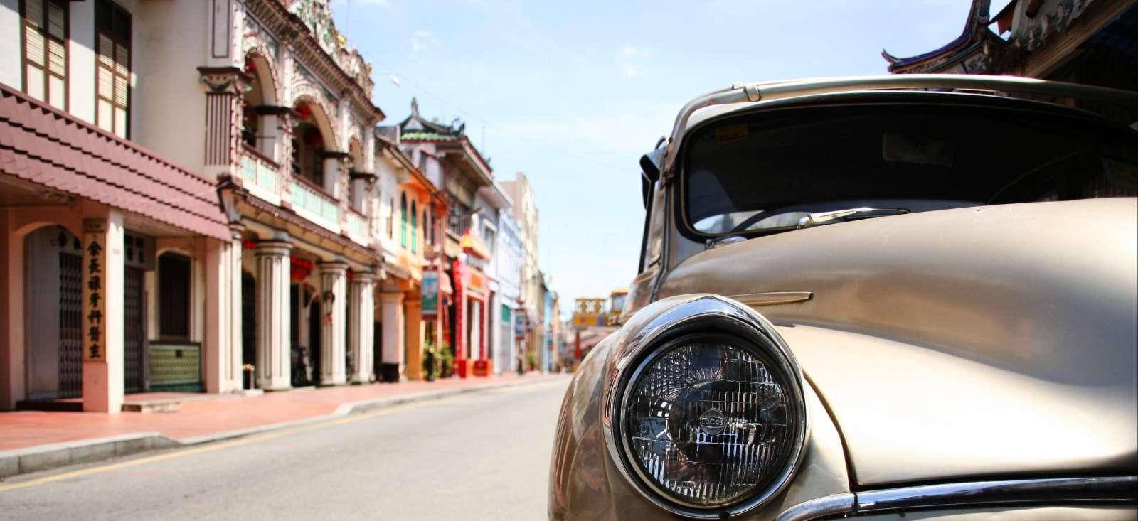 Voyage à pied : Autotour de Malacca aux plages de Langkawi