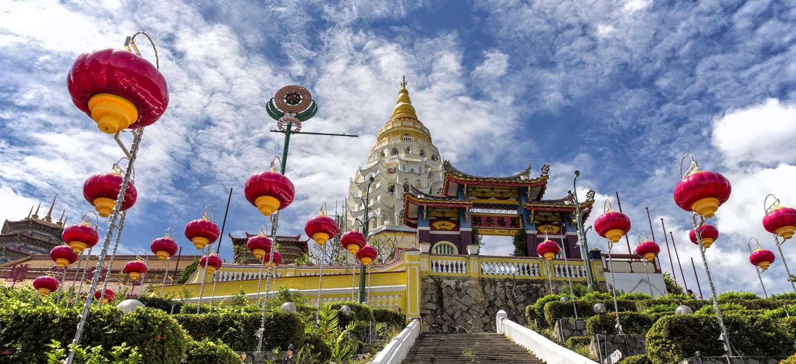 Voyage à pied : Autotour de Malacca aux iles Perhentian