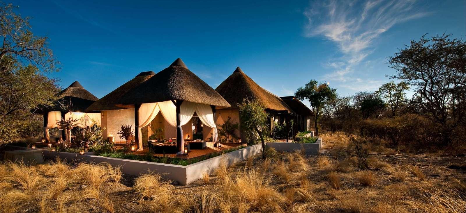 Voyage avec des animaux : Namibie : Du Namib aux chutes Victoria version confort