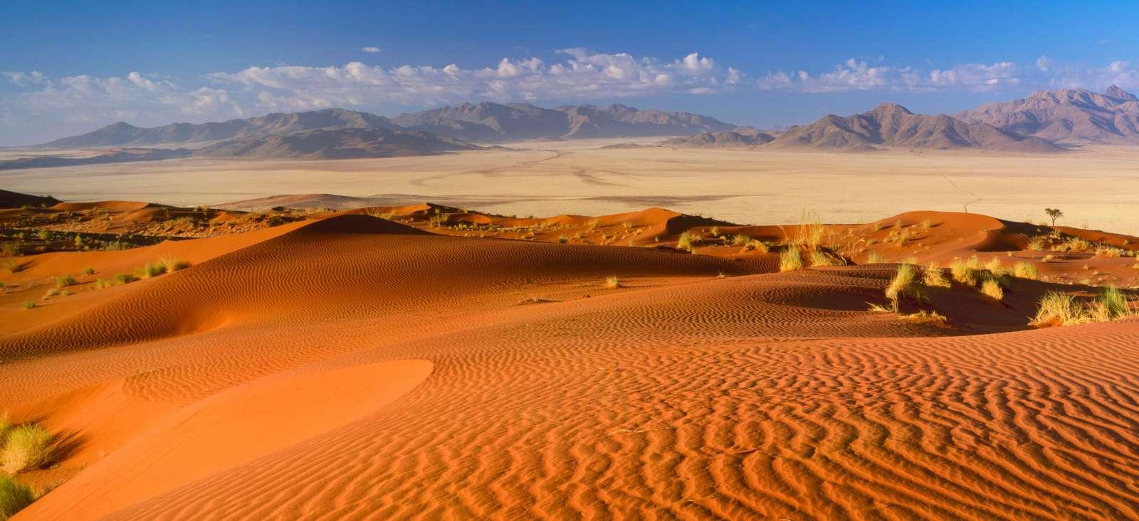 Voyage à pied Namibie : Expédition en Afrique australe