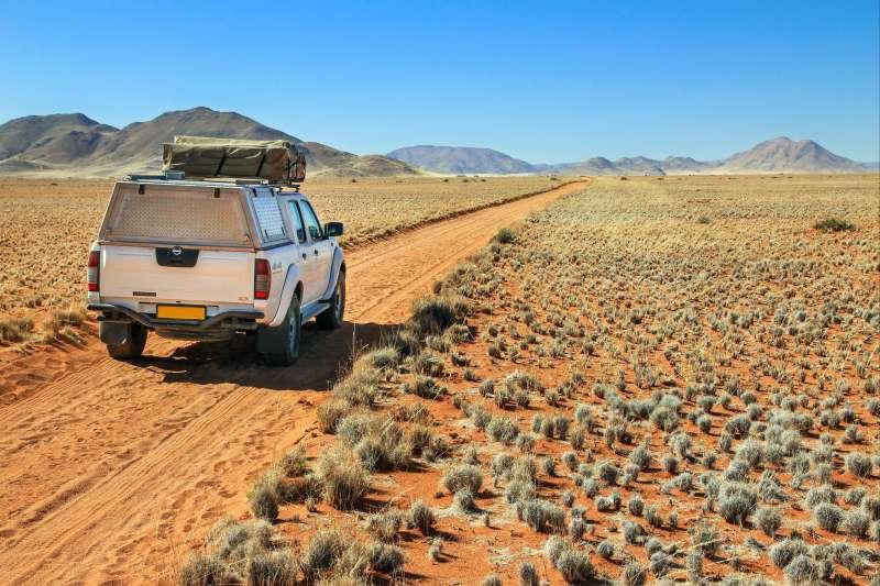 Voyage en véhicule : La Namibie sous les étoiles
