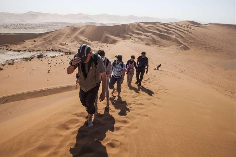 Voyage à pied : De la Namibie à Victoria Falls