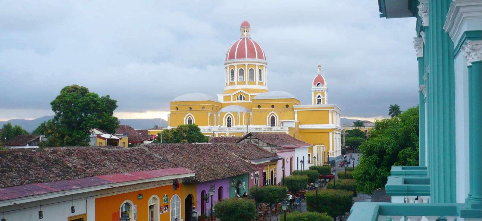 Voyage à pied : Le Nicaragua dans tous ses états