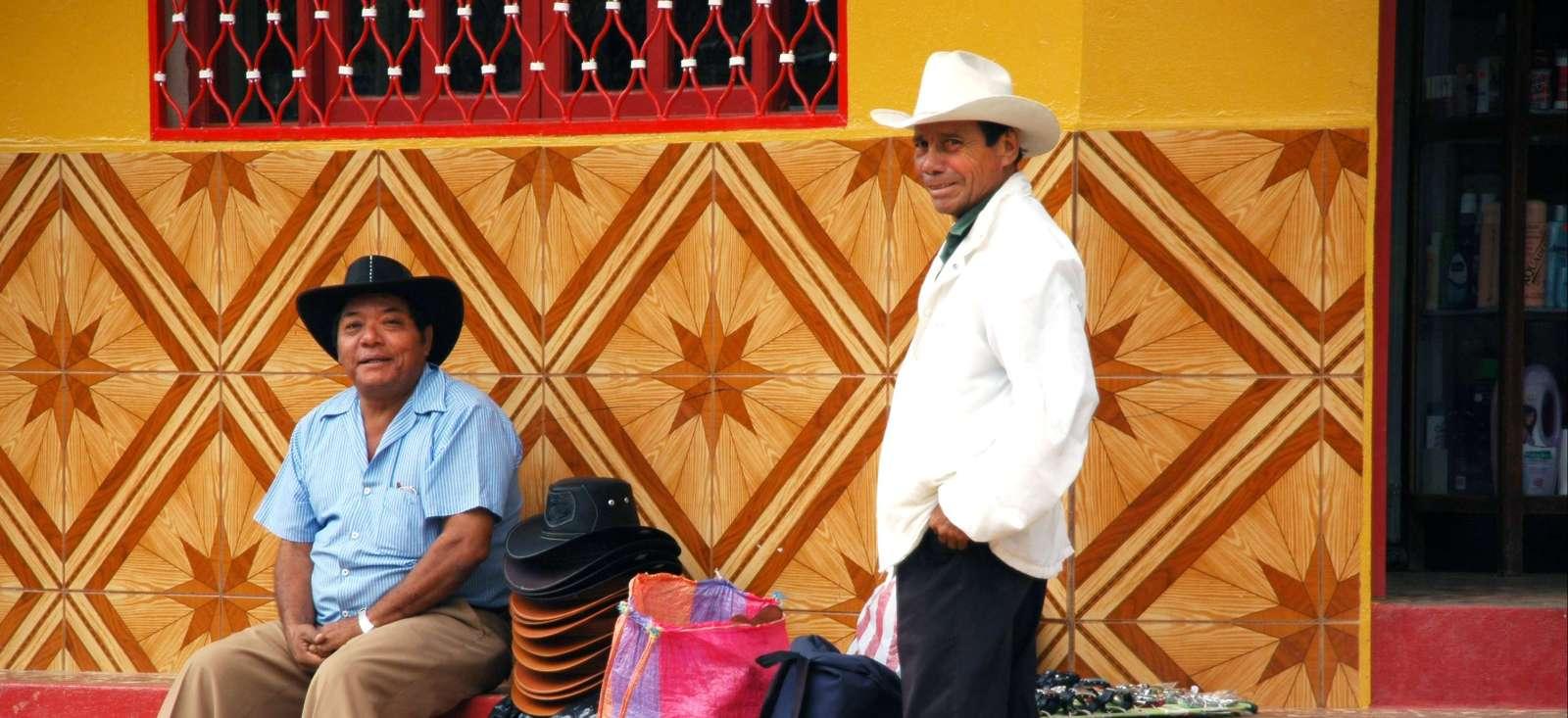 Voyage à pied : Du Nicaragua au Salvador