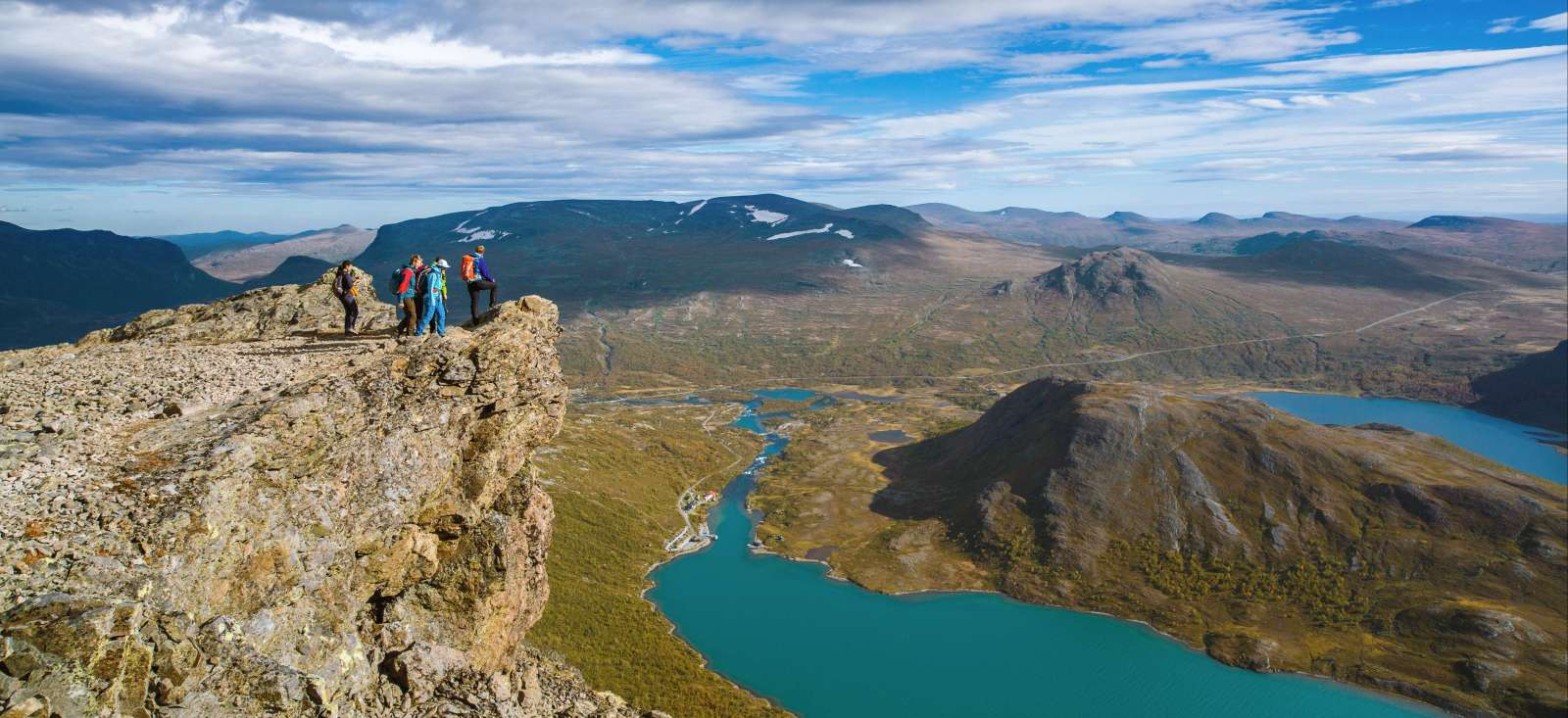 Voyage à pied : Norvège : Fjords et montagnes