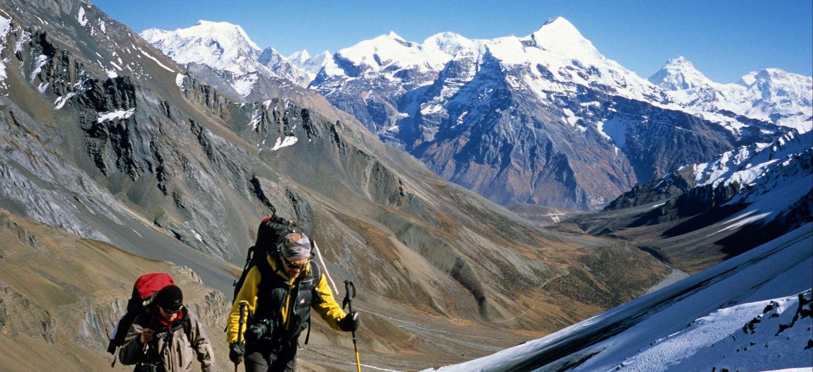 Voyage à thème : Nepal : Trekking dans les vallées de Naar et Phu