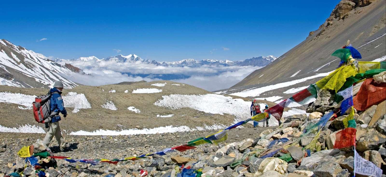 Voyage à pied Nepal : Grand tour des Annapurnas et du lac Tilicho