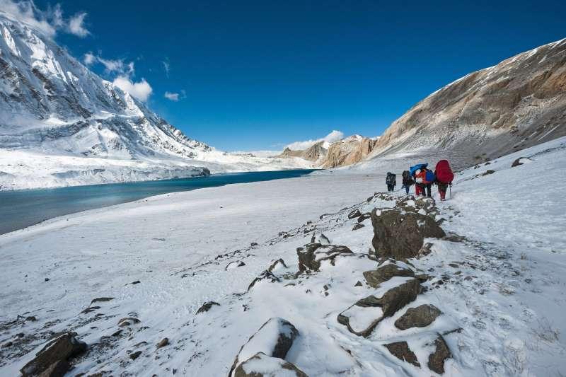 Voyage à pied : Grand tour des Annapurnas et du lac Tilicho