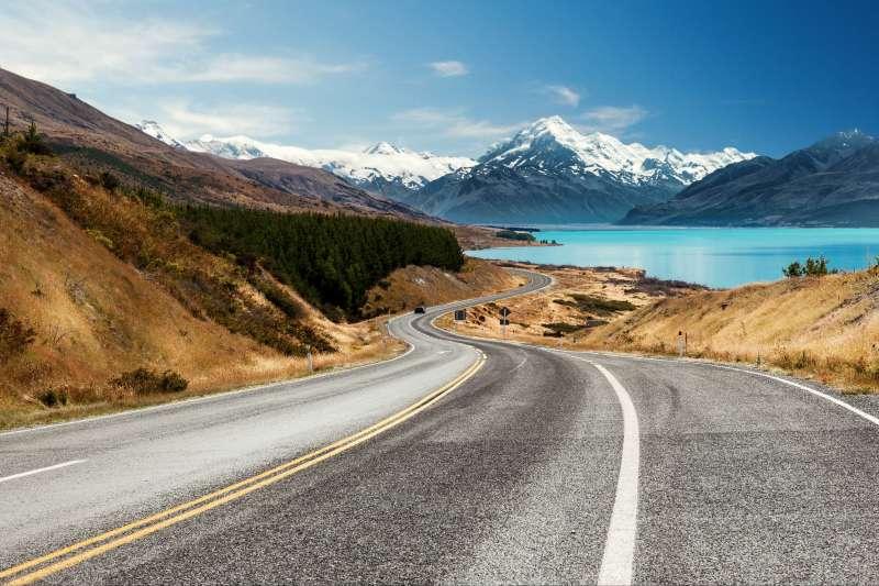Voyage à pied : Cap sur l\'île du Sud en Nouvelle Zélande