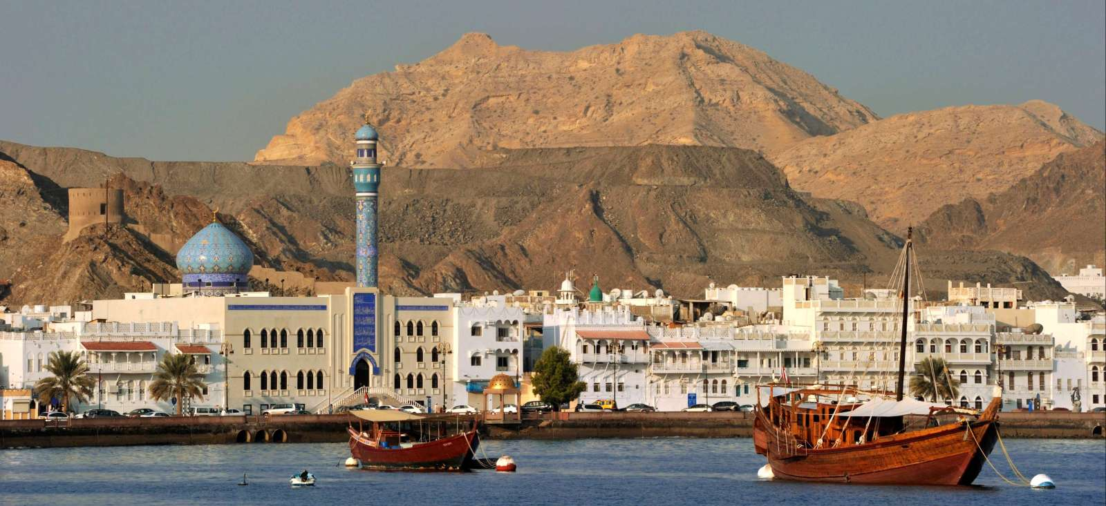 Voyage à pied : Oman : Balade aux deux Arabies