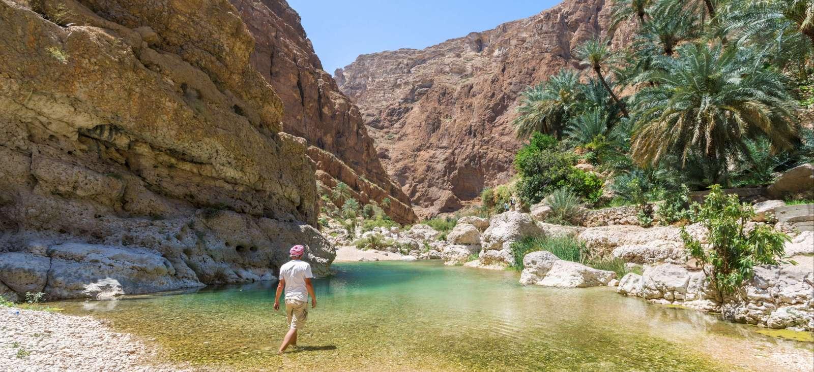 Voyage à pied : Absolut\' Oman
