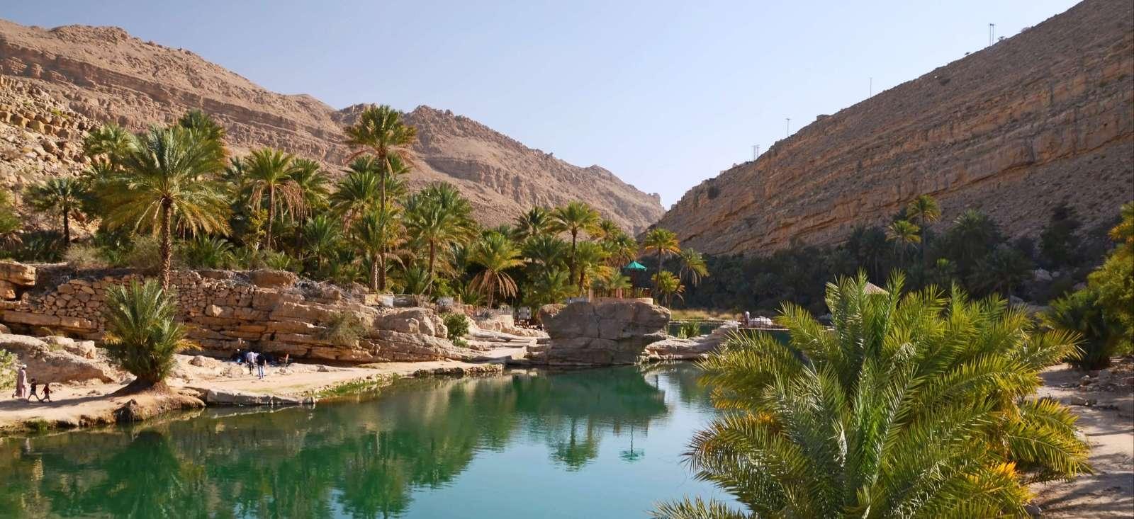 Voyage à pied : H² Oman !