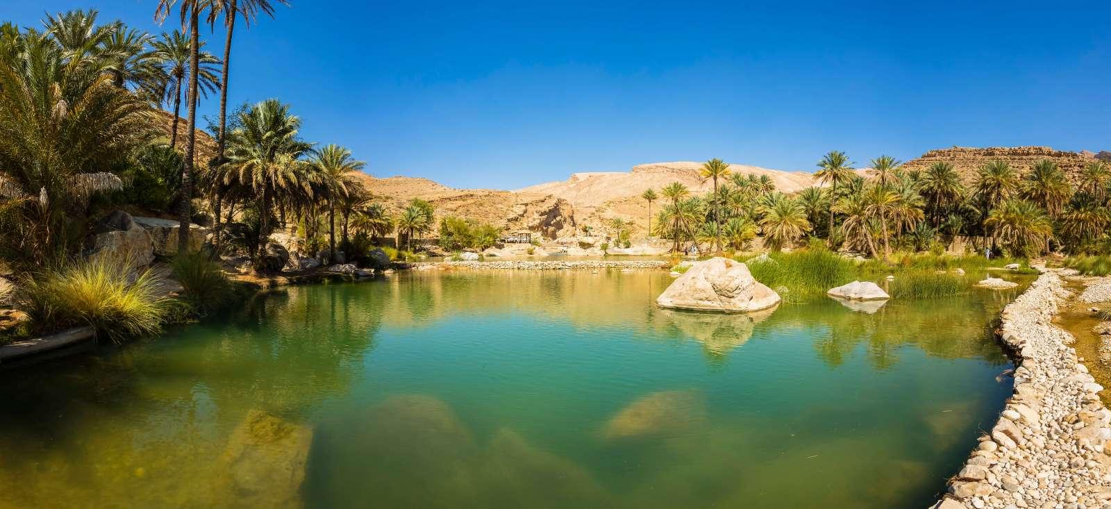 Voyage à pied : Les incontournables d\'Oman