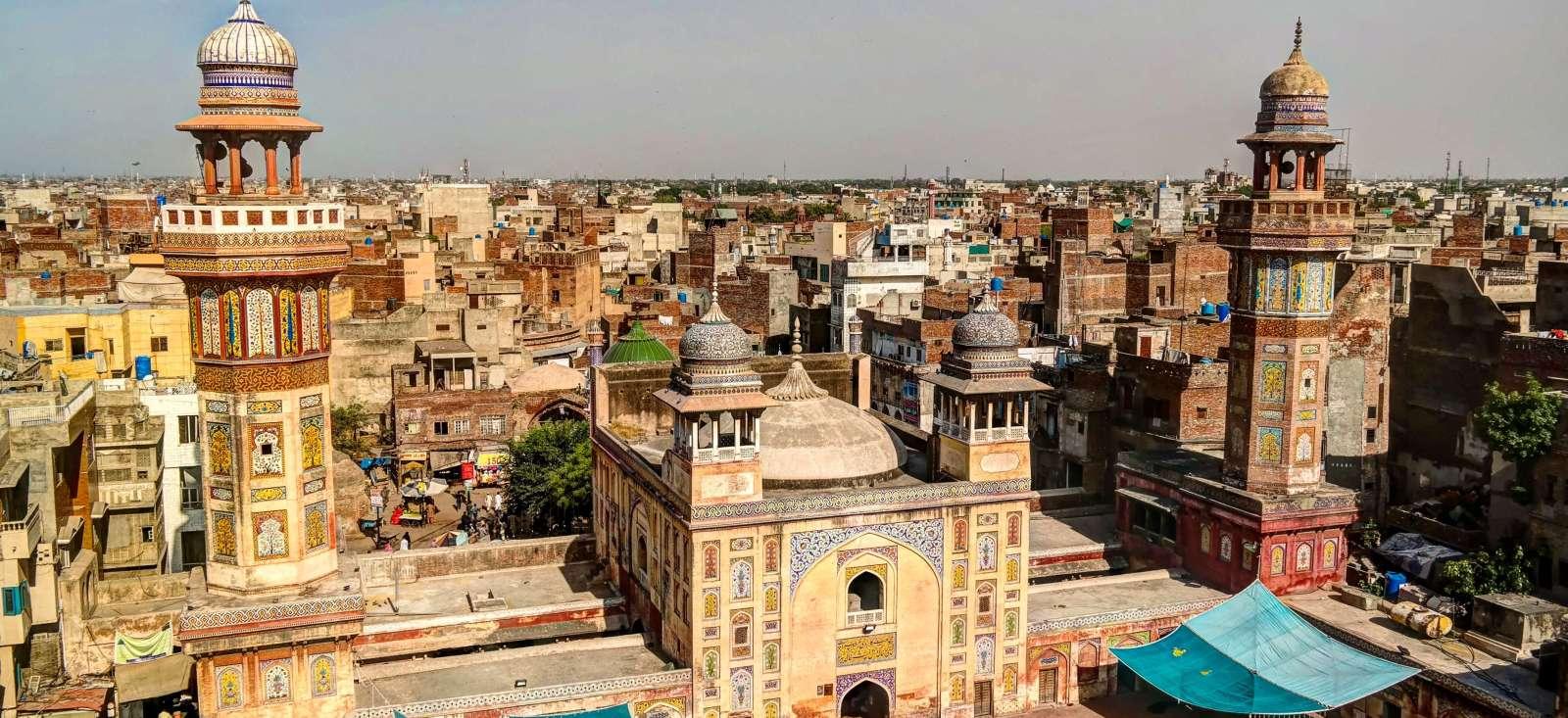 Voyage à pied : Le best of Pakistan