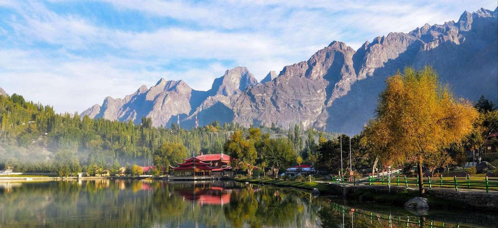 Voyage à pied : Sur la route du Karakoram