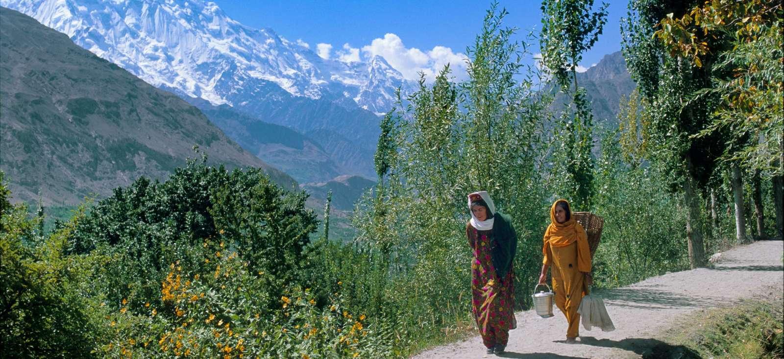 Voyage à pied : Pakistan, les vallées perdues d\'Alexandre