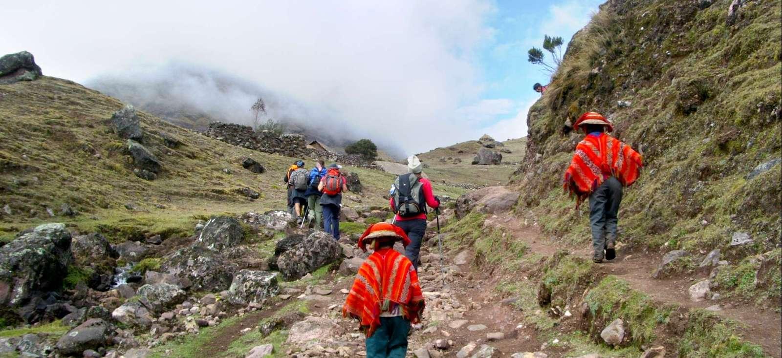 Voyage à pied Pérou : Un autre regard sur le Pérou