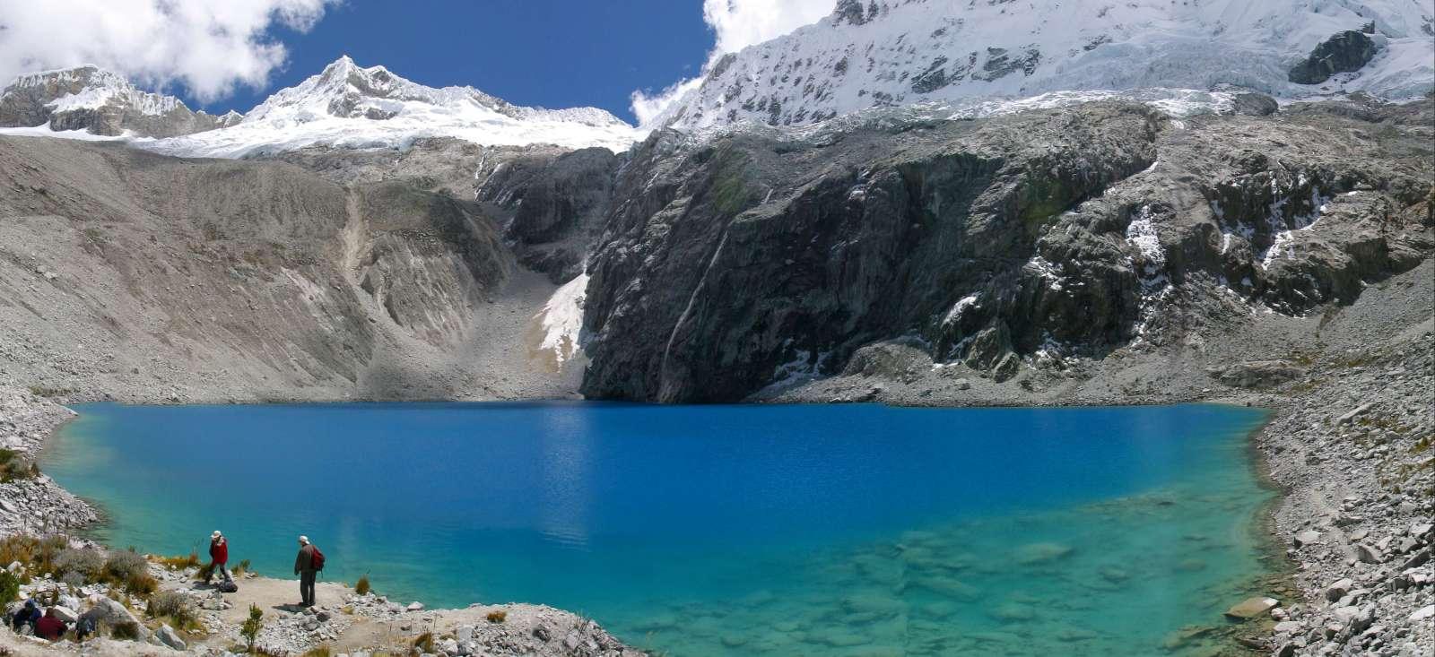 Voyage à pied Pérou : Terres Incas et Cordillère Blanche