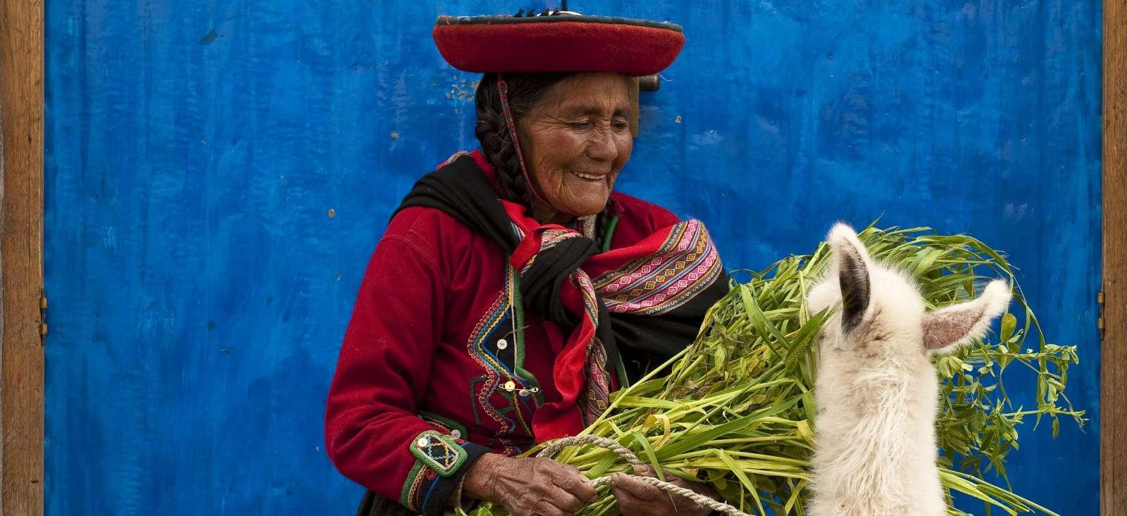 Voyage à pied : Le Pérou comme on l\'aime