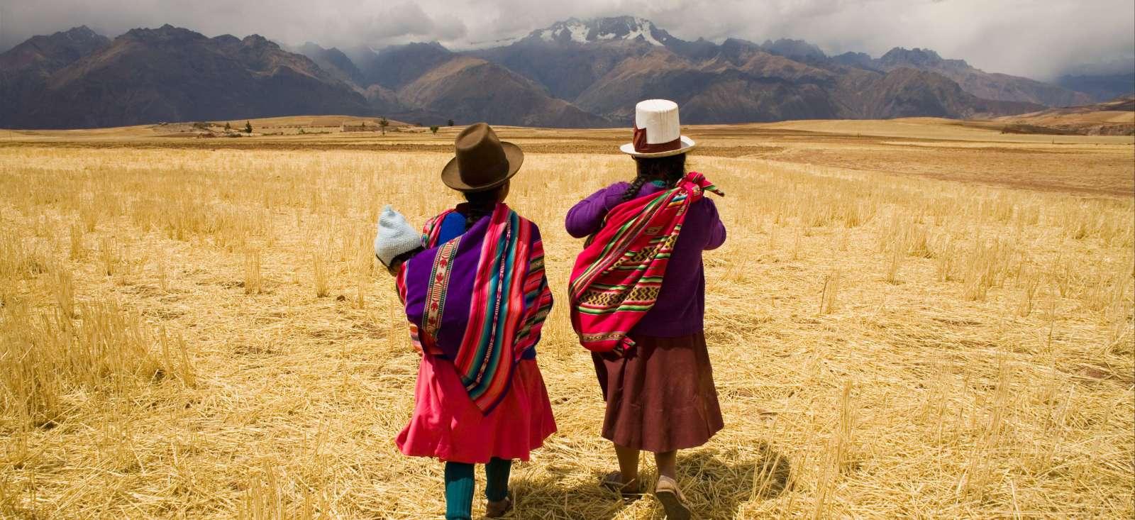 Voyage à pied : Peruvian Dream