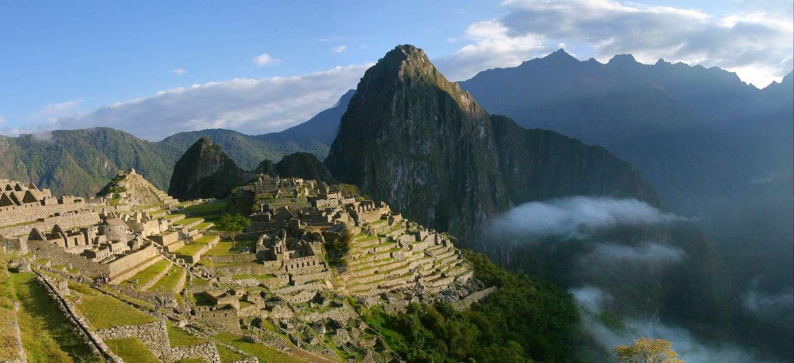 Voyage à pied : L\'essentiel du Pérou