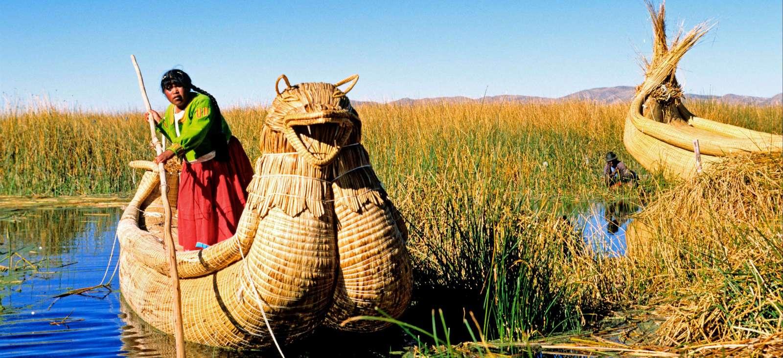 Voyage à pied : Le duo gagnant du Pérou